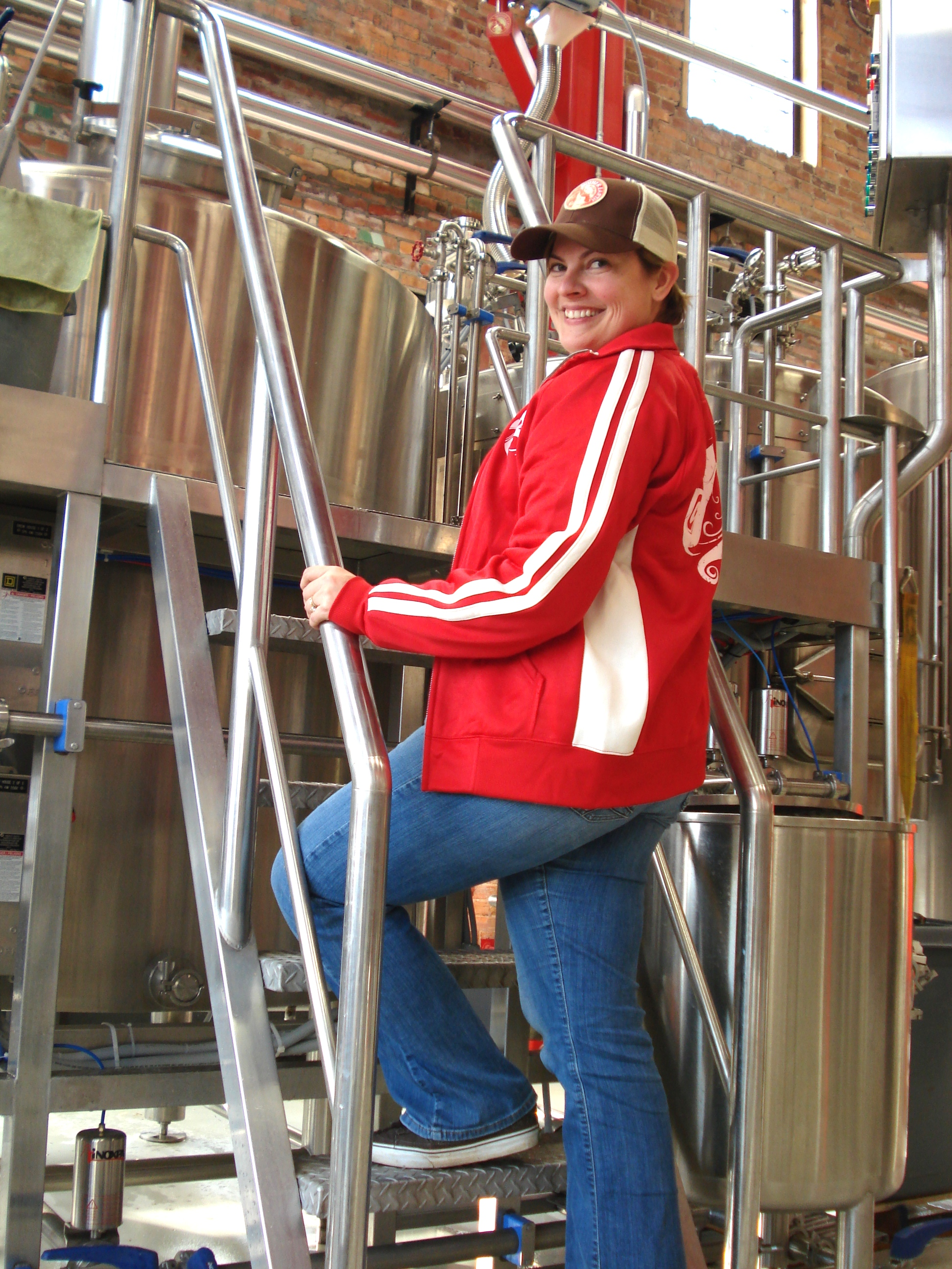 Audra Marotta Takes Charge of the Brew