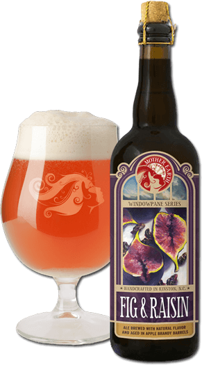 Windowpane Series Fig Amp Raisin Mother Earth Brewing